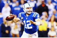 Colts announce QB Andrew Luck is out 2-6 weeks with a lacerated kidney and abdominal tear.: Colts announce QB Andrew Luck is out 2-6 weeks with a lacerated kidney and abdominal tear.