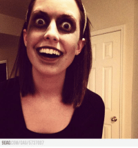 Overly Attached Girlfriend - Halloween Edition http://9gag.com/gag/5737007: COM/GAG 5737007  9GAG Overly Attached Girlfriend - Halloween Edition http://9gag.com/gag/5737007