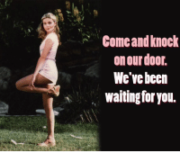 Memes, 🤖, and Company: Come and knock  on our door.  We vebeen  waitingfor you. Happy 61st Birthday Priscilla Barnes!! Watch Three's Company weekdays at 3p ET on Antenna TV.  What is your favorite Terri moment?
