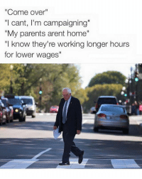 "Black Lives Matter, Click, and Come Over: ""Come over""  ""I cant, I'm campaigning""  ""My parents arent home  ""I know they're working longer hours  for lower wages Make sure to click those three dots to your right and turn on post notifications for this account! ––––––––––––––––––––––––––– 👍🏻 Turn On Post Notifications! 📝 Register To Vote 📢 Raise Awareness For Our Revolution 💰 Donate to Bernie ––––––––––––––––––––––––––– FeelTheBern DemDebate BernieSanders Bernie2016 Hillary2016 GopDebate Obama HillaryClinton President BernieSanders2016 election2016 piitprincess trump2016 Vegan donaldtrump yeezy3 grammasters3 tbt rue BlackLivesMatter PoliticalRevolution worldbookday worldwildlifeday springbreak 303 303day oculus ghostbusters happygirlsday spring2016 –––––––––––––––––––––––––––"