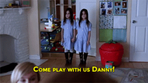 Come Play With Us: COME PLAY WITH US DANNY!