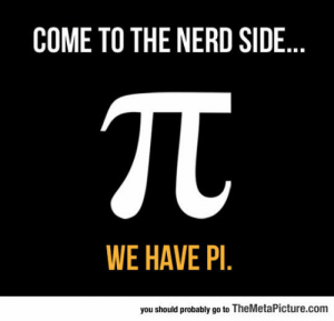 Club, Nerd, and Tumblr: COME TO THE NERD SIDE  WE HAVE P  you should probably go to TheMetaPicture.com laughoutloud-club:  Nerd Side