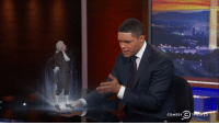 No one *really* understands the electoral college — so Trevor Noah decided to ask Thomas Jefferson himself.   Catch a new episode of The Daily Show TONIGHT at 11/10c on Comedy Central.: COMEDY C 1 No one *really* understands the electoral college — so Trevor Noah decided to ask Thomas Jefferson himself.   Catch a new episode of The Daily Show TONIGHT at 11/10c on Comedy Central.