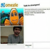 Comegle Omegle Talk to Strangers! Youre Now Chatting With