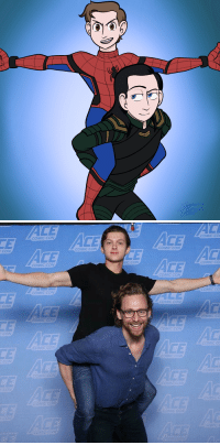 "<p><a href=""https://thatgirlnamedjaz.tumblr.com/post/175333215112/after-seeing-the-photo-of-tom-hiddleston-and-tom"" class=""tumblr_blog"">thatgirlnamedjaz</a>:</p>  <blockquote><p>After seeing the photo of Tom Hiddleston and Tom Holland from ACE Comic Con, I had to draw Peter and Loki.</p></blockquote>: COMIC CO  CON  COMIC cO  CON  COMIC CON  COMIC CON  CE  COMIC CON  IC CON  COMIC Co  CE  COMIC CON  COMiC CON  COMIC co  CE  CON  COMiC CO  CE  COMIC CON  COMiC co  COMIC CON  CON  CE  COMIE CO  COMIG C  CE  CoMIC CON  CON  OMIC  CE  COMIC Co  ONMI  COm  COMIC CON  COMIC CON  COMIC <p><a href=""https://thatgirlnamedjaz.tumblr.com/post/175333215112/after-seeing-the-photo-of-tom-hiddleston-and-tom"" class=""tumblr_blog"">thatgirlnamedjaz</a>:</p>  <blockquote><p>After seeing the photo of Tom Hiddleston and Tom Holland from ACE Comic Con, I had to draw Peter and Loki.</p></blockquote>"