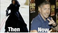 Memes, Star Wars, and Comic Con: COMIC CON  Then  No Star Wars then and now