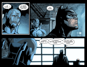 [Comic Excerpt] When you screw up on your first day. [Injustice 2 # 27]: [Comic Excerpt] When you screw up on your first day. [Injustice 2 # 27]