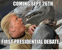 Hillary Clinton is a reptilian shapeshifter. Wake up!: COMING SEPT 26TH  FIRST PRESIDENTIAL DEBATE Hillary Clinton is a reptilian shapeshifter. Wake up!