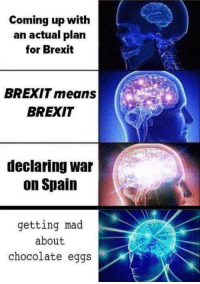 """<p>Theresa May memes: have they become a niche market? via /r/MemeEconomy <a href=""""http://ift.tt/2pJPmm2"""">http://ift.tt/2pJPmm2</a></p>: Coming up with  an actual plan  for Brexit  BREXIT means  BREXIT  declaring war  on Spain  getting mad  about  chocolate eggs <p>Theresa May memes: have they become a niche market? via /r/MemeEconomy <a href=""""http://ift.tt/2pJPmm2"""">http://ift.tt/2pJPmm2</a></p>"""