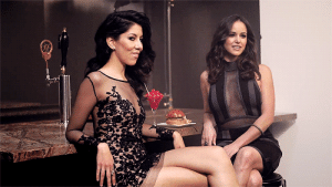 communified: Melissa Fumero  Stephanie Beatriz - Resource Magazine BTS x: communified: Melissa Fumero  Stephanie Beatriz - Resource Magazine BTS x