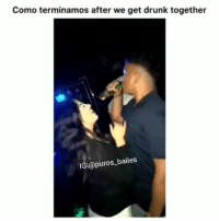 Dancing, Drunk, and Goals: Como terminamos after we get drunk together  IGI@puros_bailes Como terminamos after we get drunk together 😂🍻🙊 Tag People ' fav dancing 💃 Follow @nortenas_vip PurosBailes Puros_Bailes puroparty tbh TagFriends dancingpartner goals relationshipgoals comment corridos banda norteñas zapatiado huapango cumbia rancheras vivamexico w wtfmexicans herraduradejoliet TagPurosBailes danza Manden Sus Videos Por DM📩 Turn On Post Notifications😌✔