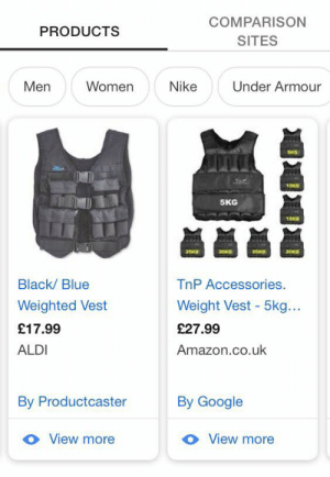 My university got locked down today with armed police showing up because someone was seen jogging with a weighted vest that looks like some type of bomb strapped to your chest.: COMPARISON  PRODUCTS  SITES  Under Armour  Men  Women  Nike  SKG  10KG  5KG  1SKG  зака  20KG  Black/ Blue  TnP Accessories.  Weight Vest - 5kg...  Weighted Vest  £27.99  £17.99  ALDI  Amazon.co.uk  By Google  By Productcaster  View more  View more My university got locked down today with armed police showing up because someone was seen jogging with a weighted vest that looks like some type of bomb strapped to your chest.