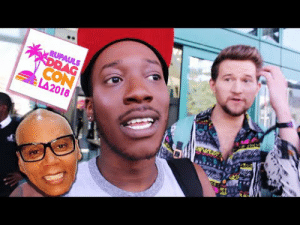 awesomage:  Beyonce got BITTEN on the face and Tiffany Haddish spilled even more tea, I had so much fun making this, please check it out and reblog and subscribe if you laughed! : CON  LA2018 awesomage:  Beyonce got BITTEN on the face and Tiffany Haddish spilled even more tea, I had so much fun making this, please check it out and reblog and subscribe if you laughed!