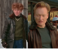 A Christmas Story, Christmas, and Bully: Conan O'Brian looks like a grown up Skut Farkus (the bully from A Christmas Story)