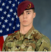 The @USArmy has announced the death of Spc. Gabriel David Conde. Spc. Conde, 22, was killed during a combat operation in eastern Afghanistan on Monday. Till valhalla honorthefallen: CONDE  US ARMY  AIRE The @USArmy has announced the death of Spc. Gabriel David Conde. Spc. Conde, 22, was killed during a combat operation in eastern Afghanistan on Monday. Till valhalla honorthefallen