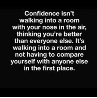 Bad, Bodies , and Brains: Confidence isn't  walking into a room  with your nose in the air,  thinking you're better  than everyone else. It's  walking into a room and  not having to compare  yourself with anyone else  in the first place. THIS ENDS IN 2 HOURS! - GET 30 EBOOKS OF ((YOUR CHOICE)) FOR ONLY $5.00 - Once it's over, it's over.   My mother used to tell me that knowledge is power and once you have it, there is nothing that you can't do or achieve. She also said, once you gain knowledge and wisdom for yourself, then you can pass that same knowledge and wisdom down to your children and it can be passed on later to your grand children.   Ladies: This is what I am trying to do here by offering this extraordinary deal for you to get all of this valuable information on so many different subjects, for yourself and then you will be able pass it on to the next generation of people in your family. Below are the titles and subjects of the different ebooks you can choose from. You will be able to choose the 30 you want from 83 different titles. If you want to see the descriptions of these ebooks, just go to: http://www.wordsofwisdomforwomen.com/b-305.htm    For around the same price as a meal that you pay for at a fast food restaurant, that once that food is gone, it's gone forever, you can get so much valuable information and wisdom for only $5.00 but once you get that knowledge inside of you, you have that knowledge for the REST OF YOUR LIFE. Think about it, $5.00 for physical food, that will only satisfy you for 30 minutes to an hour or $5.00 for mental and emotional food which is wisdom and knowledge that will benefit you in so many areas for the REST OF YOUR LIFE. These are the titles below.  (1) Self defense for women. (2) Mind games most men play on women. (3) Get a good man in your life. (4) Managing your life by eating right. (5) Save your marriage by mending your marriage. (6) 700 motivational and inspirational quotes. (7) Diet and exercise. (8) How to find yo