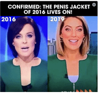 Fashion, Penis, and New: CONFIRMED: THE PENIS JACKET  OF 2016 LIVES ON  2016  2019 New fashion craze. Penis jackets!