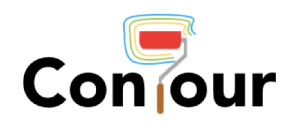 A logo I once designed, smh, what was I thinking with the roller- looks like a question mark and not a 't': Confour A logo I once designed, smh, what was I thinking with the roller- looks like a question mark and not a 't'