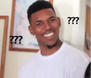 confused reaction   Confused Nick Young   Know Your Meme: confused reaction   Confused Nick Young   Know Your Meme