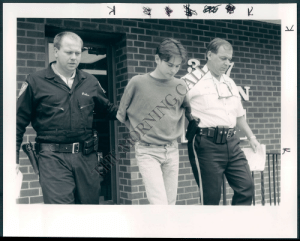 "congenitaldisease:  On 24 May, 1993, 15-year-old Jason Michael Smith entered Upper Perkiomen High School in Red Hill, armed with a 9mm Ruger automatic handgun. During first period, Smith got up and walked over to 16-year-old Michael Swann, a 6′5″ classmate who had been tormenting Smith for months. Smith, standing at just 5′4″ said, ""You want to make fun of me now?"" He then shot Swann in the face, ""Make fun of me now,"" he said. Smith told investigators that Swann had been physically and emotionally bullying him for months, before finally snapping. During the trial, the prosecution argued that Swann was nothing ""other than a pleasant, normal, likeable teenager."" He plead guilty and was sentenced to 12 ½ to 25 years.  Lmao talk that shit now nigga: congenitaldisease:  On 24 May, 1993, 15-year-old Jason Michael Smith entered Upper Perkiomen High School in Red Hill, armed with a 9mm Ruger automatic handgun. During first period, Smith got up and walked over to 16-year-old Michael Swann, a 6′5″ classmate who had been tormenting Smith for months. Smith, standing at just 5′4″ said, ""You want to make fun of me now?"" He then shot Swann in the face, ""Make fun of me now,"" he said. Smith told investigators that Swann had been physically and emotionally bullying him for months, before finally snapping. During the trial, the prosecution argued that Swann was nothing ""other than a pleasant, normal, likeable teenager."" He plead guilty and was sentenced to 12 ½ to 25 years.  Lmao talk that shit now nigga"