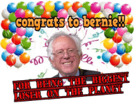 Thanks for the memes Bernie Sanders, it's been lit.: congratsto bernie!! Thanks for the memes Bernie Sanders, it's been lit.