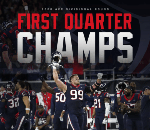 Congratulations to the Houston Texans! https://t.co/mDPugqQbX8: Congratulations to the Houston Texans! https://t.co/mDPugqQbX8