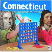 Connecticut, History, and Time: Connecticut  The Classic Verticafound-A-ColonyGar  C u  MB  MILTON  RAINEY  AGES 7 and Up