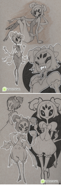 groundlion:  Muffet sketches!! Might try a few more of her later, since I was just feeling out her design a bit.   ★ Patreon ★ Twitter ★    : CONSIDER SUPPORTING  PATREON COSEEL   ING  CONSIDER  PATREON.COM/SEELX groundlion:  Muffet sketches!! Might try a few more of her later, since I was just feeling out her design a bit.   ★ Patreon ★ Twitter ★