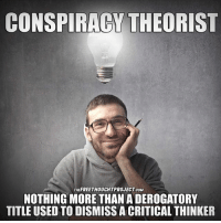 💭 Did you know the CIA created the term 'Conspiracy Theorist'? 💭🤔🤔🤔💭 Join Us: @TheFreeThoughtProject 💭 TheFreeThoughtProject CIA ConspiracyTheorist 💭 LIKE our Facebook page & Visit our website for more News and Information. Link in Bio... 💭 www.TheFreeThoughtProject.com: CONSPIRACY THEORIST  THEFREETHOUCHTPROJECT coM  NOTHING MORE THAN A DEROGATORY  TITLE USED TO DISMISS ACRITICAL THINKER 💭 Did you know the CIA created the term 'Conspiracy Theorist'? 💭🤔🤔🤔💭 Join Us: @TheFreeThoughtProject 💭 TheFreeThoughtProject CIA ConspiracyTheorist 💭 LIKE our Facebook page & Visit our website for more News and Information. Link in Bio... 💭 www.TheFreeThoughtProject.com