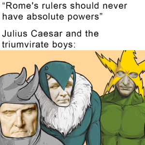 Constitution hates monarchies but never mentioned triumvirates: Constitution hates monarchies but never mentioned triumvirates