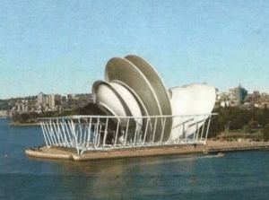 Construction of Sydney Opera House is Completed, 1973: Construction of Sydney Opera House is Completed, 1973
