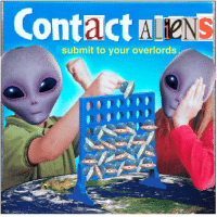 Contact, Your, and Submit: Contact AlENS  submit to your overlords