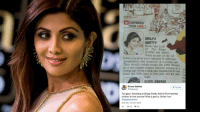 <p>Celebrity&rsquo;s Hilarious Confusion About Orwell&rsquo;s &lsquo;Animal Farm&rsquo; Inspires Even Better Twitter Meme War</p>: CONTINUED  FROM PAGE 1  SHILPA  SHETTY  Books like Lord  Of The Rings  (LOTR) and Harry  Potter as part of the syl  labus is a great move because it cultivates  imagination and creativity at a young age  They should include books like Little Women  as it encourages respect towards women at a s  young age Even a book like Animal Farm can i  teach the little ones to love and care for ani  VIVEK OBERO  Brown Sahiba  Penae  Too good. According to Shipa Shetty, Animal Farm teaches  children to love animals! What a genius. Stolen from  ajoybhattachar  49 AM-28 Nov 2016  4, 다22 23 <p>Celebrity&rsquo;s Hilarious Confusion About Orwell&rsquo;s &lsquo;Animal Farm&rsquo; Inspires Even Better Twitter Meme War</p>