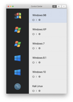 This is what being a part of the PCMR is all about: Control Center  Windows 98  CI  Windows XP  CI  Windows 7  CI  Windows 8.1  CI  Windows 10  CI  Kali Linux  CI This is what being a part of the PCMR is all about