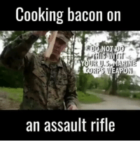 Survival skill: 100 - FOLLOW @the_lone_survivor for more - - PS4 xboxone tlou Thelastofus fallout fallout4 competition competitive falloutmemes battlefield1 battlefield starwars battlefront game csgo counterstrike gaming videogames funny memes videogaming gamingmemes gamingpictures dankmemes recycling csgomemes cod: Cooking bacon on  DO NOT DO  UR U.SMARINE  CORPS WEAN  PO  an assault rifle Survival skill: 100 - FOLLOW @the_lone_survivor for more - - PS4 xboxone tlou Thelastofus fallout fallout4 competition competitive falloutmemes battlefield1 battlefield starwars battlefront game csgo counterstrike gaming videogames funny memes videogaming gamingmemes gamingpictures dankmemes recycling csgomemes cod
