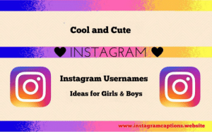 Good Instagram Usernames For Girls - Skrewofficial com