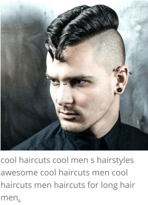 Cool Haircuts For Men 79