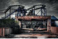 Memes, New Orleans, and Six Flags: COOL ZONE Abandoned Six Flags in New Orleans
