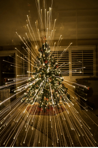 Christmas, Tumblr, and Blog: coolcatgroup:  cicilbildwin: der-prinz-aus-stahl:  arosefromanotherdimension:  stunningpicture:   Zoomed out while taking a picture of my Christmas tree      [CHRISTMAS INTENSIFIES]      THE CHEER HAS REACHED CRITICAL MASS      wE'RE ENTERING WARP DRIVE    It's been years since I seen this post and now it's back and even better than before oml