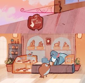 Target, Tumblr, and Blog: coole  GRACE everydaylouie: pigeon bakery