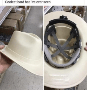 Smooth, One, and You: Coolest hard hat I've ever seen When you are a builder but a smooth one.