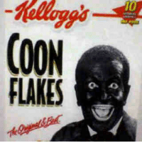 My favorite cereal.: COON  FLAKES My favorite cereal.