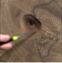 Copied a Bouguereau eye for practice. Experimenting with different techniques oilpainting oilpaint portrait timelapse timelapsepainting art bouguereau videooftheday artoftheday videooftheday instavideo scottwaddell: Copied a Bouguereau eye for practice. Experimenting with different techniques oilpainting oilpaint portrait timelapse timelapsepainting art bouguereau videooftheday artoftheday videooftheday instavideo scottwaddell