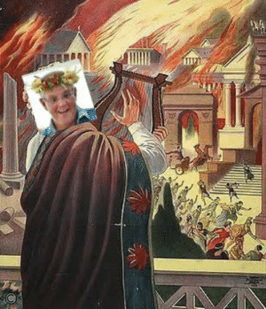 Copped a permaban from the bootlicking mods at r/Australia for posting this - Nero fiddled while Rome burned. But hey, how good's the cricket?: Copped a permaban from the bootlicking mods at r/Australia for posting this - Nero fiddled while Rome burned. But hey, how good's the cricket?