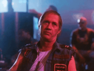 rhetthammersmithhorror: when the news is on in the breakroom  Future Force (1989) : COPS rhetthammersmithhorror: when the news is on in the breakroom  Future Force (1989)