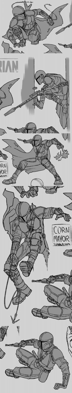cornmayor:  Too much details for me. Somebody help.These are WIPs for my Mandolorian stickers. Hope I'll finish them.. someday: cornmayor:  Too much details for me. Somebody help.These are WIPs for my Mandolorian stickers. Hope I'll finish them.. someday