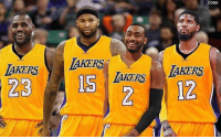 PG already wants to come. LeBron realizes he can't win more in Cleveland. John Wall's agent is LeBron's best friend. Boogie wants to play with Wall. LeBron willingly takes a paycut which he can make up for ten times over with all the endorsement and business oppurtunities in LA. Not saying it's gonna happen but I'm just sayin' 😏 @swishfactor: CORO  AKERS  LKERS AKERS  212 PG already wants to come. LeBron realizes he can't win more in Cleveland. John Wall's agent is LeBron's best friend. Boogie wants to play with Wall. LeBron willingly takes a paycut which he can make up for ten times over with all the endorsement and business oppurtunities in LA. Not saying it's gonna happen but I'm just sayin' 😏 @swishfactor