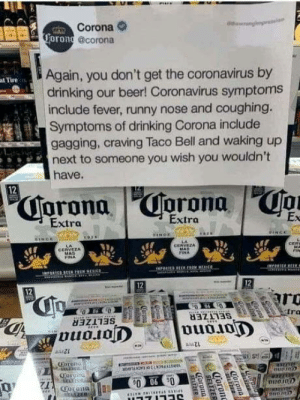 Corona Beer Statement. Lol: Corona Beer Statement. Lol