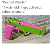 "omghotmemes:  Who needs an AR? via /r/memes https://ift.tt/2DF3Xpu: ""Cosmo! Wanda!""  "" I wish I didn't get bullied at  WiS  school anymore"" omghotmemes:  Who needs an AR? via /r/memes https://ift.tt/2DF3Xpu"