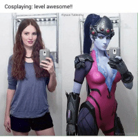 Alyson: Cosplaying: level awesome!!  Alyson Tabbith  Alyson  abbitha